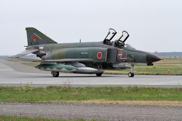 RF-4EJ 67-6380 taxi