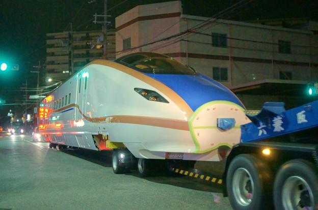 Photos: W7系北陸新幹線 陸送