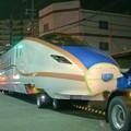 W7系北陸新幹線 陸送