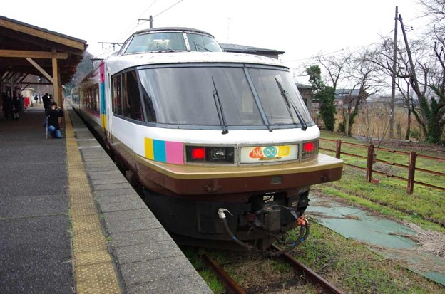 485系新潟車改「NO.DO.KA」 初詣NO.DO.KA