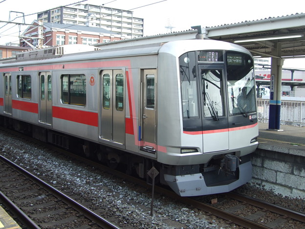 東上線ダイヤ改正 平日初日03