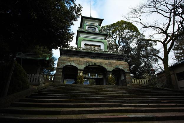 2015北陸紀行 金沢 尾山神社1