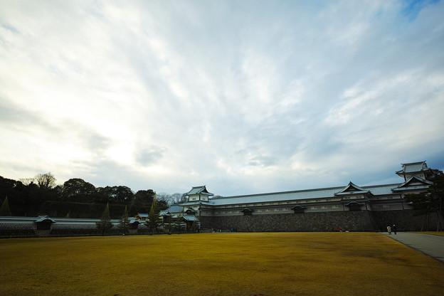 2015北陸紀行 金沢 金沢城址2