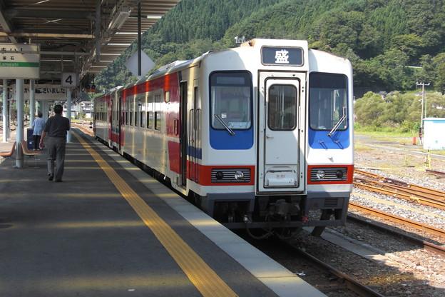 Sanriku Railway, Iwate-prefecture / 三陸鉄道 36形