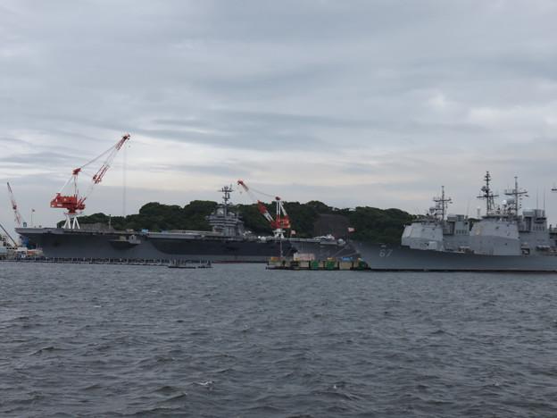 YOKOSUKA軍港めぐり12
