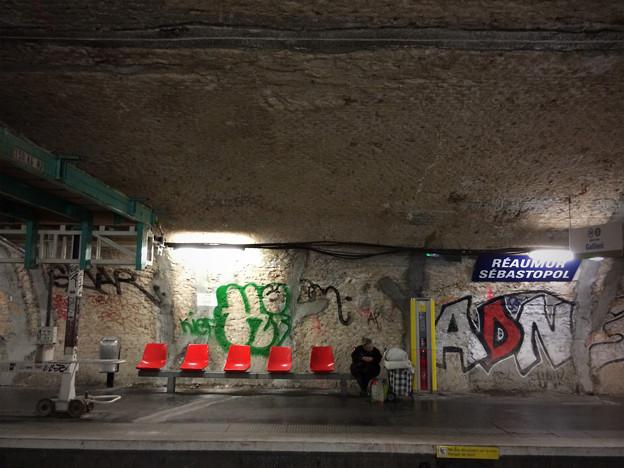 Photos: me'tro de paris