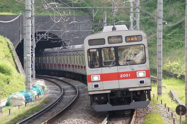東京急行電鉄2101F
