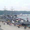 Photos: 掃海艇はつしま・ちちじま