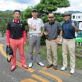 Photos: 足利カントリークラブ多幸コースプレー後のアシカンファミリー2014.8.30