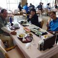 Photos: 足利カントリークラブチャレンジカップに参加したアシカンファミリーの澁さん、お友達、浩さん2015.10.12