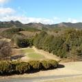 Photos: 足利カントリークラブ多幸コース5番ショートホール画像2015.12.19