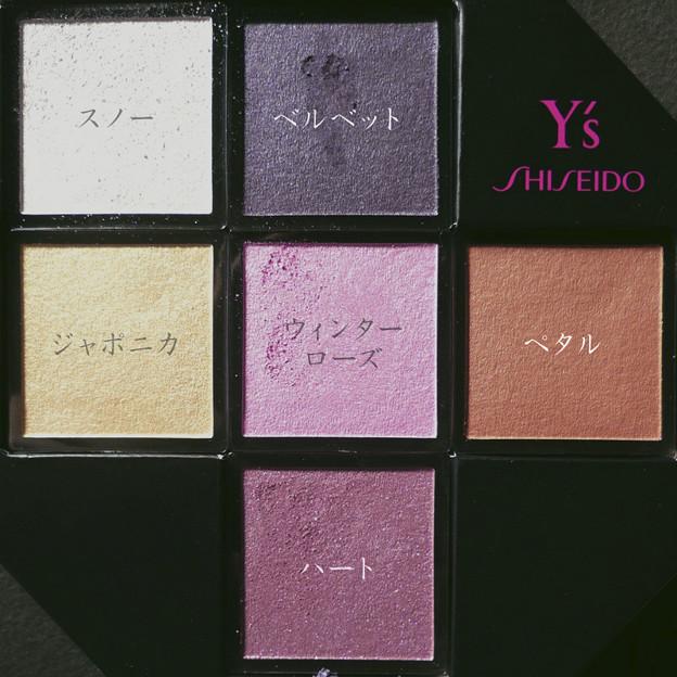 資生堂フェスティブカメリア9