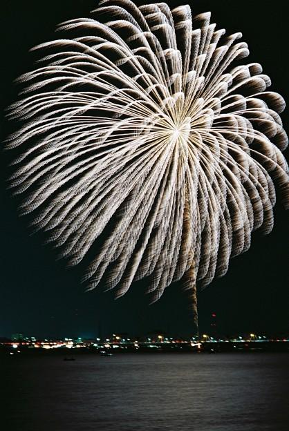花火 2014.7.27 吉野川フェスティバル