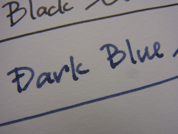 De Atramentis Document Ink - Dark Blue