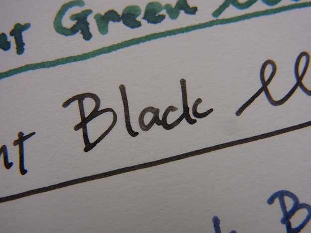 De Atramentis Document Ink - Black 1