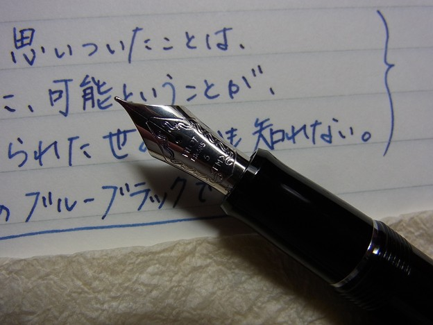 Pilot Custom Heritage 91 in Black with Rhodium Trim (FM Nib)