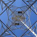 指扇線3号鉄塔