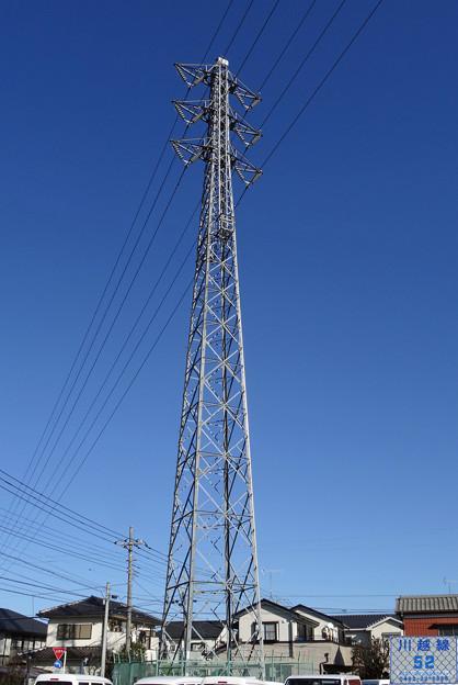 川越線52号鉄塔