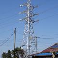 写真: 指扇線45号鉄塔
