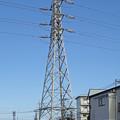 写真: 指扇線50号鉄塔