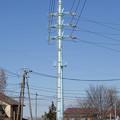 写真: 芳野台線12号鉄塔