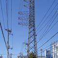 芳野台線23号鉄塔