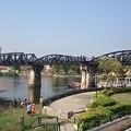 クウェー河(クワイ河)鉄橋