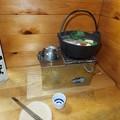 Photos: 燗銅壺で小鍋たて