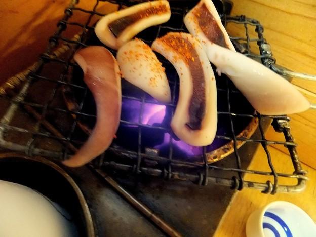 Photos: 王道 イカ焼き