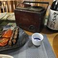 Photos: 元日の燗銅壺