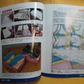 Photos: 地質アナログ模型の世界 ジオラマ 本 雑誌 作り方 ハウツー