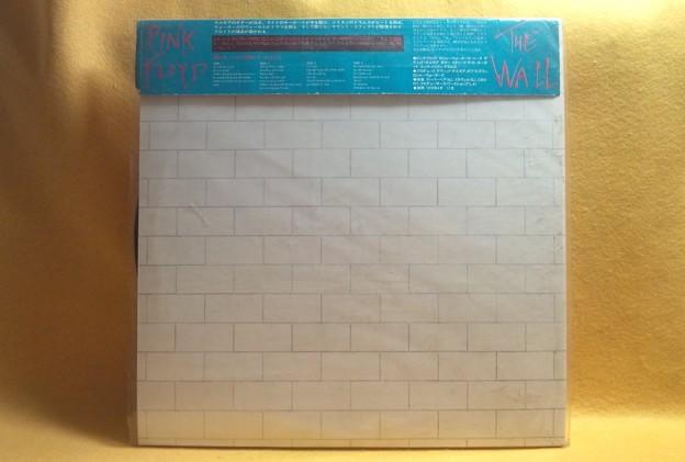 ピンク・フロイド ザ・ウォール プログレッシヴ・ロック 名盤 LP レコード