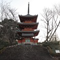 Photos: 奥山方広寺三重の塔