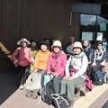 写真: 森林公園ウォーク今日のメンバー