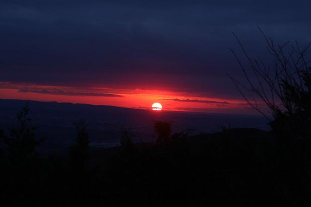 富幕山へ今年☆トミー135回登頂