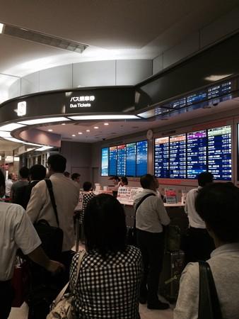 羽田空港空港バス