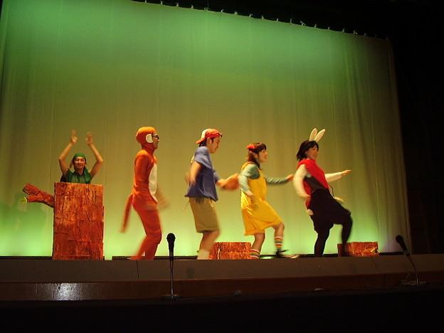 写真: 第12回公演『ふしぎの森』 12