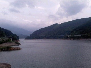 宮ヶ瀬湖2(7月13日)