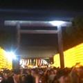 賑わう境内(7月16日、靖国神社)
