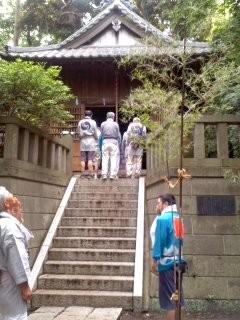 市場八幡神社例大祭(7月20日、市場町内会)