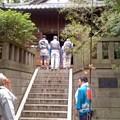 写真: 市場八幡神社例大祭(7月20日、市場町内会)
