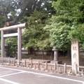 招魂斎庭跡(8月17日、靖国神社)