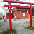 山蒼稲荷神社(9月16日)