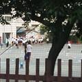 Photos: 運動会の練習(9月16日、大船小学校)