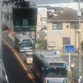 湘南モノレール富士見町駅(10月9日)