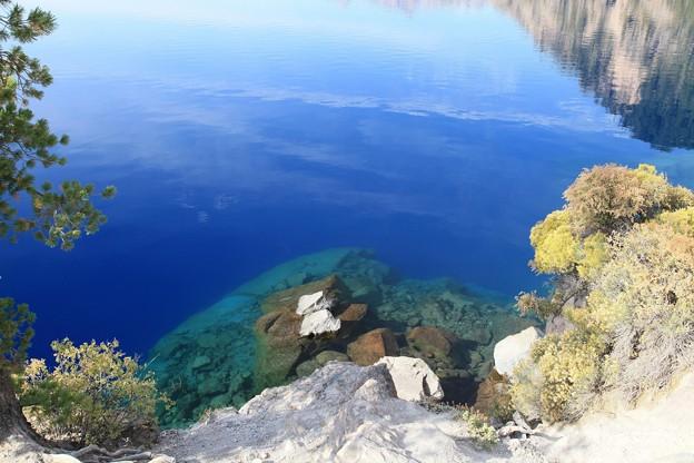 6-青く澄んだ水