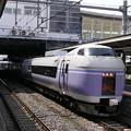 Photos: スーパーあずさ1号@松本駅