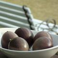 Photos: パッションフルーツを収穫