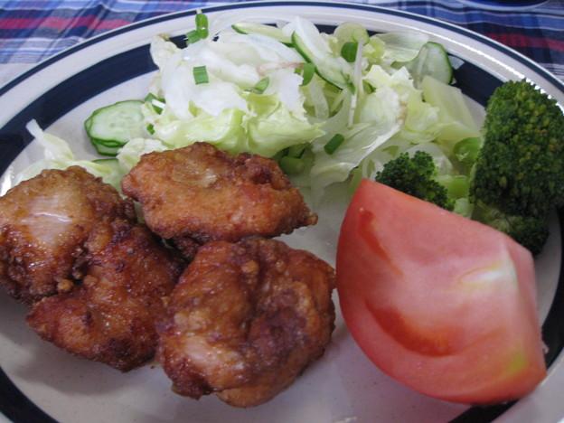 カツ代式鶏のから揚げ