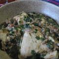 写真: 世にも簡単なマーボ豆腐